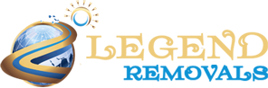 Legend Removals logo