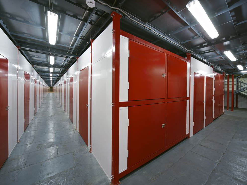 Choose company providing storage services