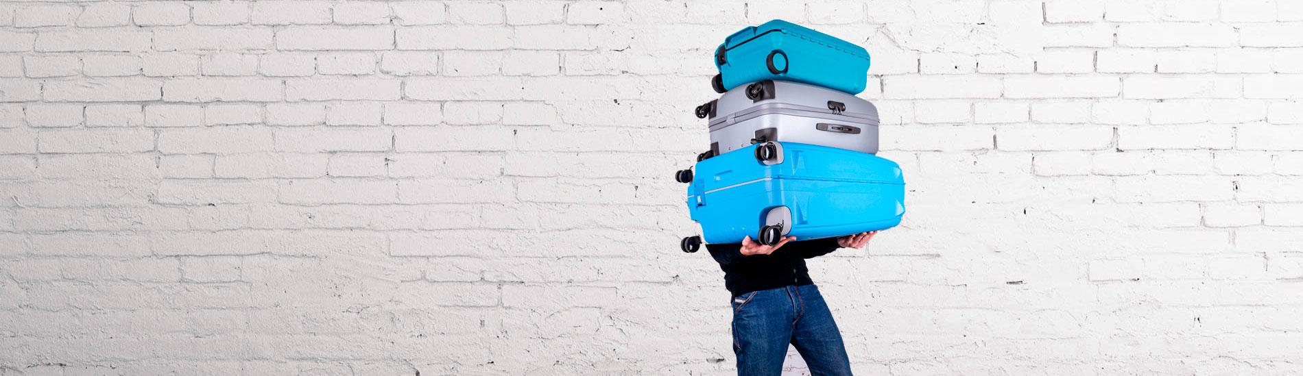 Send baggage globally